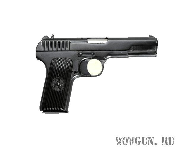 СО TT 9 Пистолет Токарева